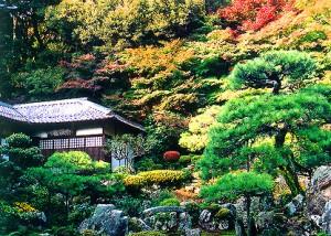 清岸寺(庭園)